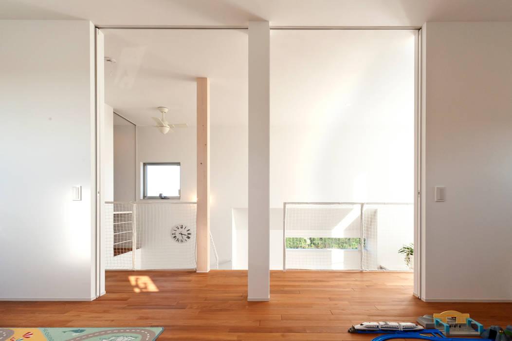 Modern Houses by LIC・山本建築設計事務所 Modern