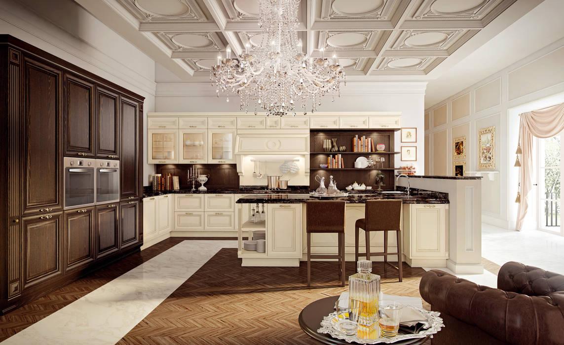 Pantheon: in stile di cucine lube, classico | homify