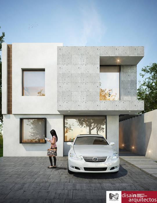 Casa Kiambe Novaterra Casas mediterráneas de homify Mediterráneo