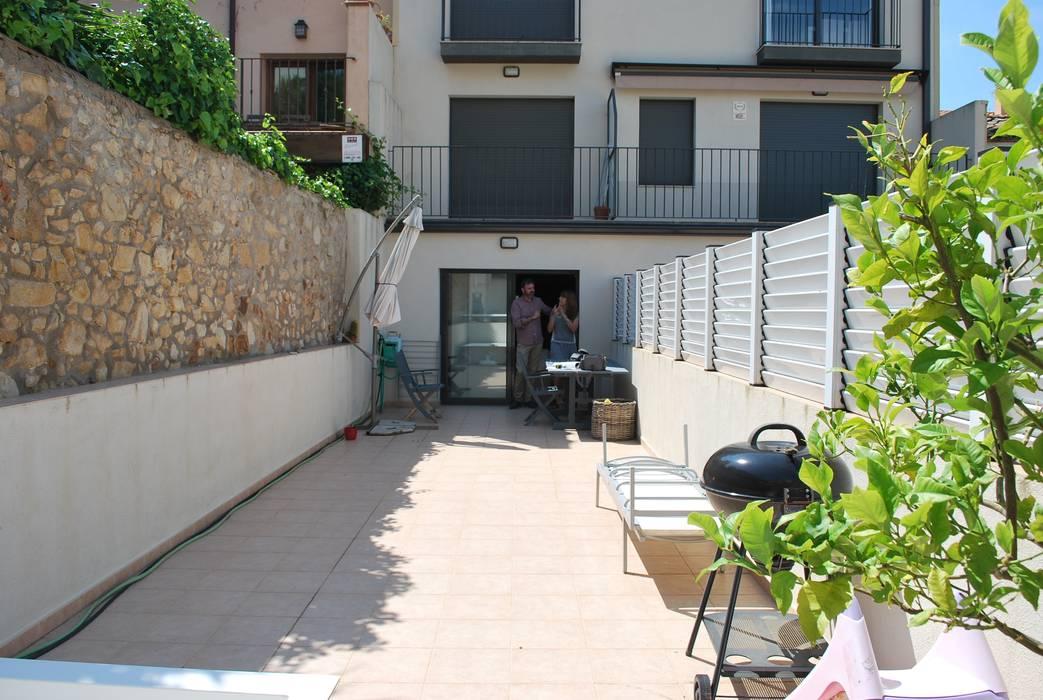 Vicente Galve Studio Terrace
