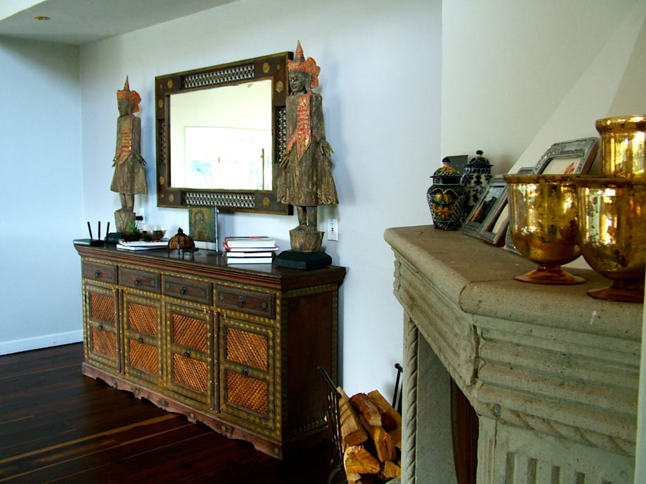 Salas de estar  por Erika Winters® Design , Eclético