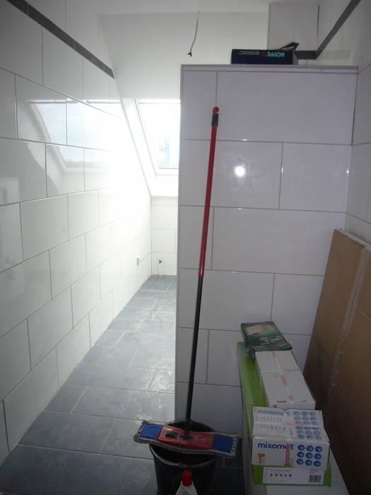 raum² - wir machen wohnen Industrial style bathroom