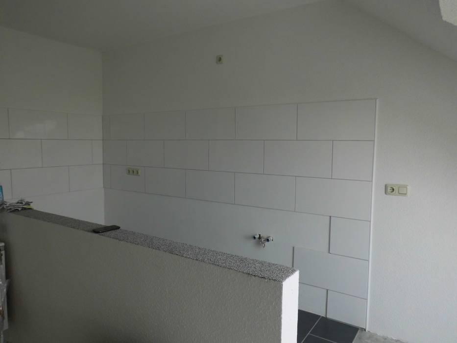 raum² - wir machen wohnen Industrial style kitchen