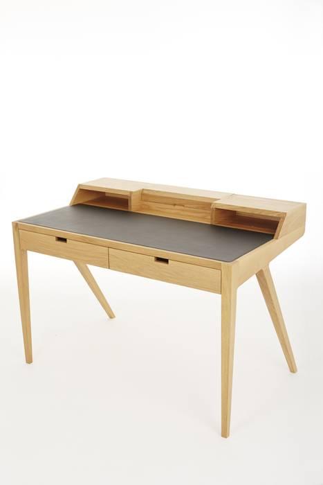 Katakana Desk by Dare Studio