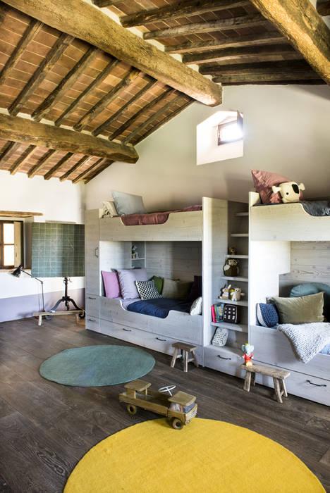Детская комнатa в средиземноморском стиле от dmesure Средиземноморский
