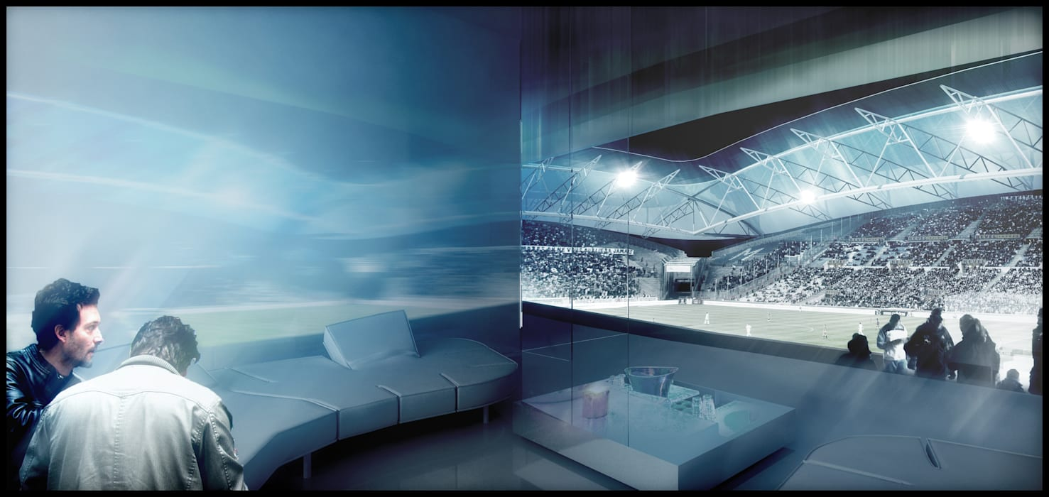 Stade Vélodrome de Marseille Stades par 5+1AA alfonso femia gianluca peluffo