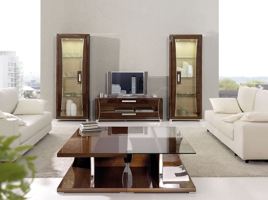 Colección de Salón Elysee Salones de estilo moderno de Paco Escrivá Muebles Moderno