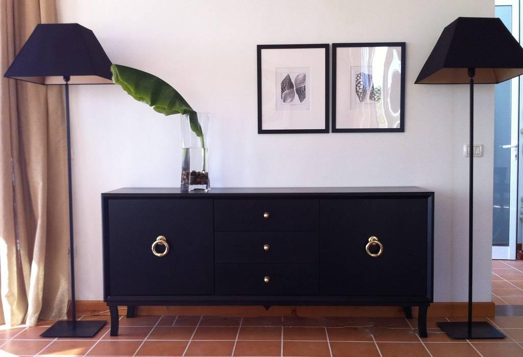 mueble aparador Casas de estilo clásico de Tatiana Doria, Diseño de interiores Clásico