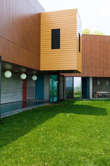 Hampton Residence Labo Design Studio خانه ها
