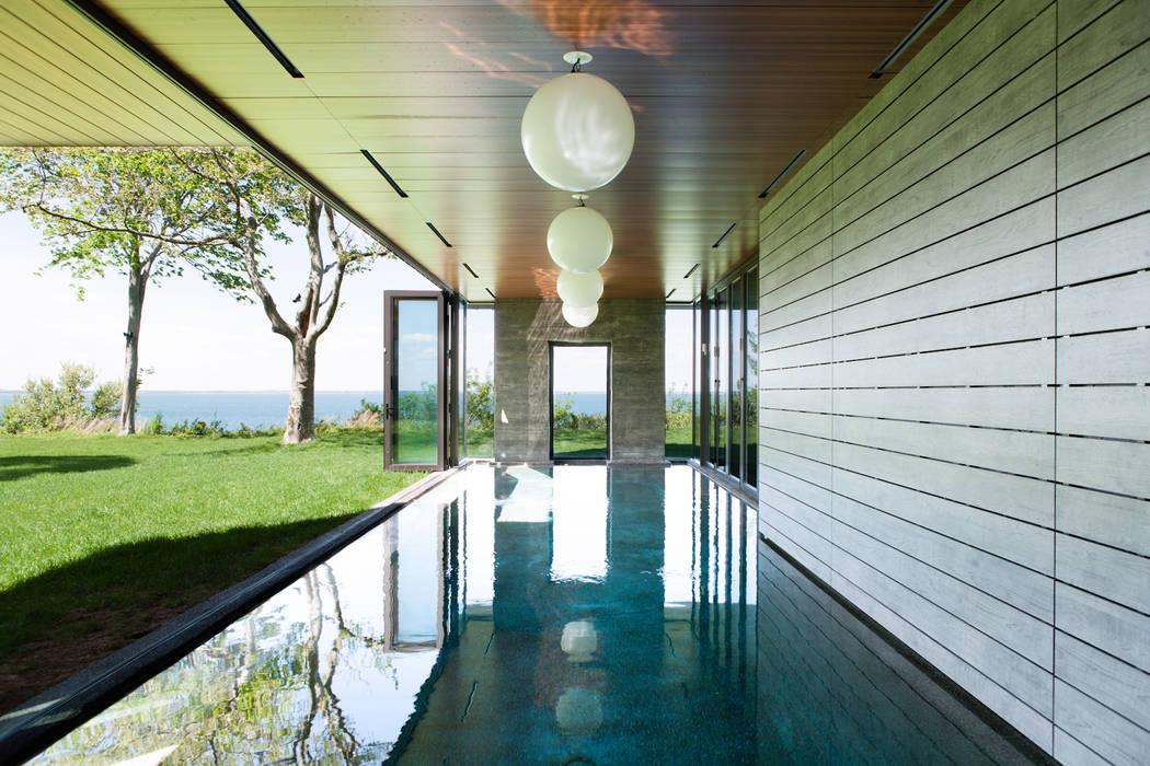 Hampton Residence Piscinas de estilo moderno de Labo Design Studio Moderno