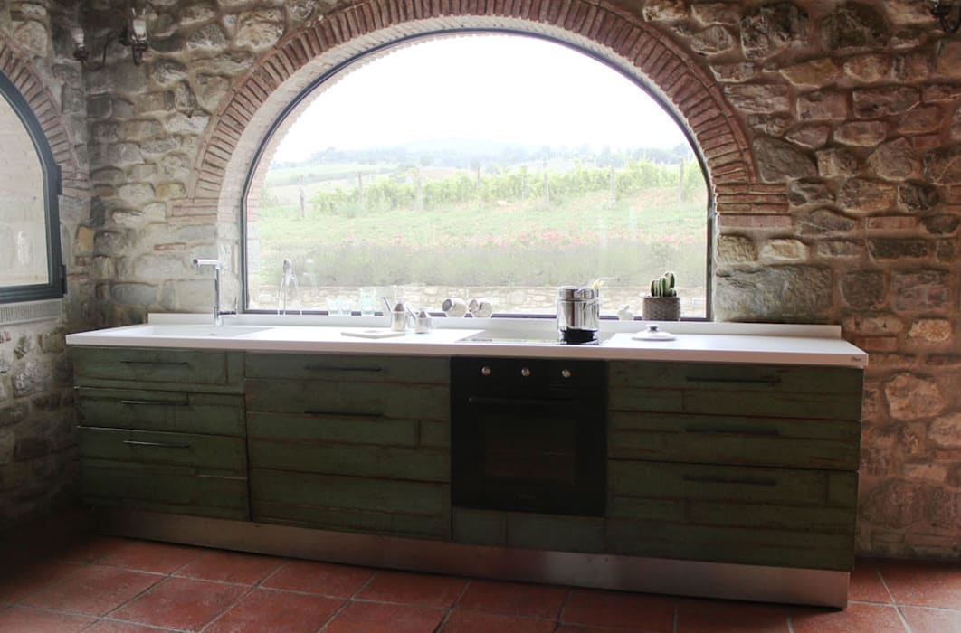 Kitchen by Essenza Legno