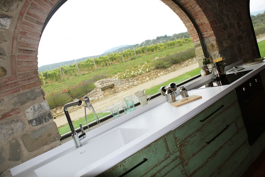 Kitchen by Essenza Legno