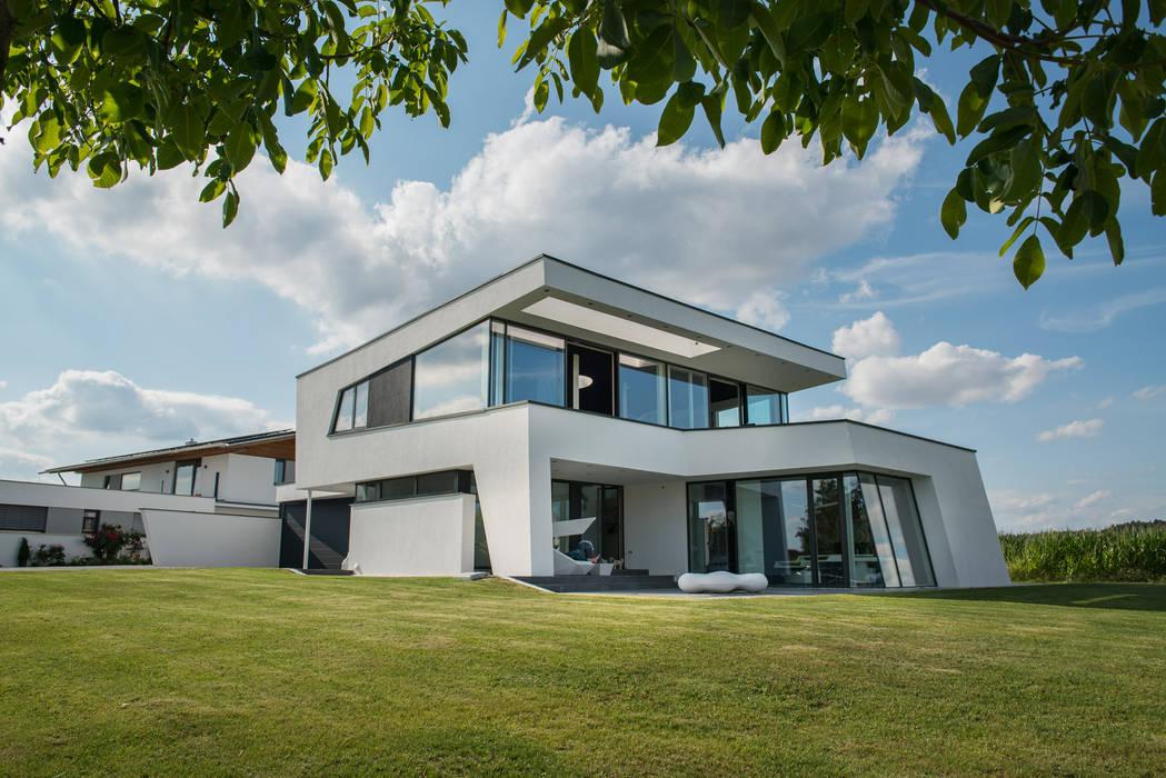 pultdach moderne architektur h user von. Black Bedroom Furniture Sets. Home Design Ideas