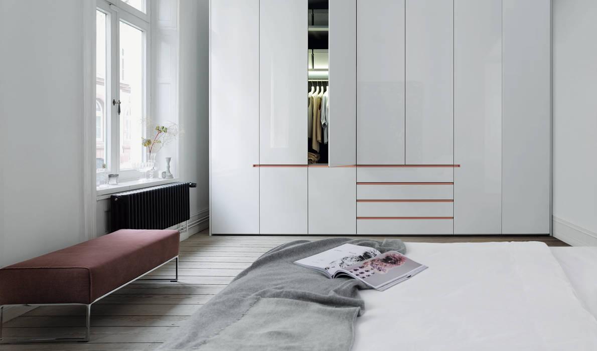 Schlafraum schrank-konzepte: moderne wohnzimmer von interlübke/lübke ...