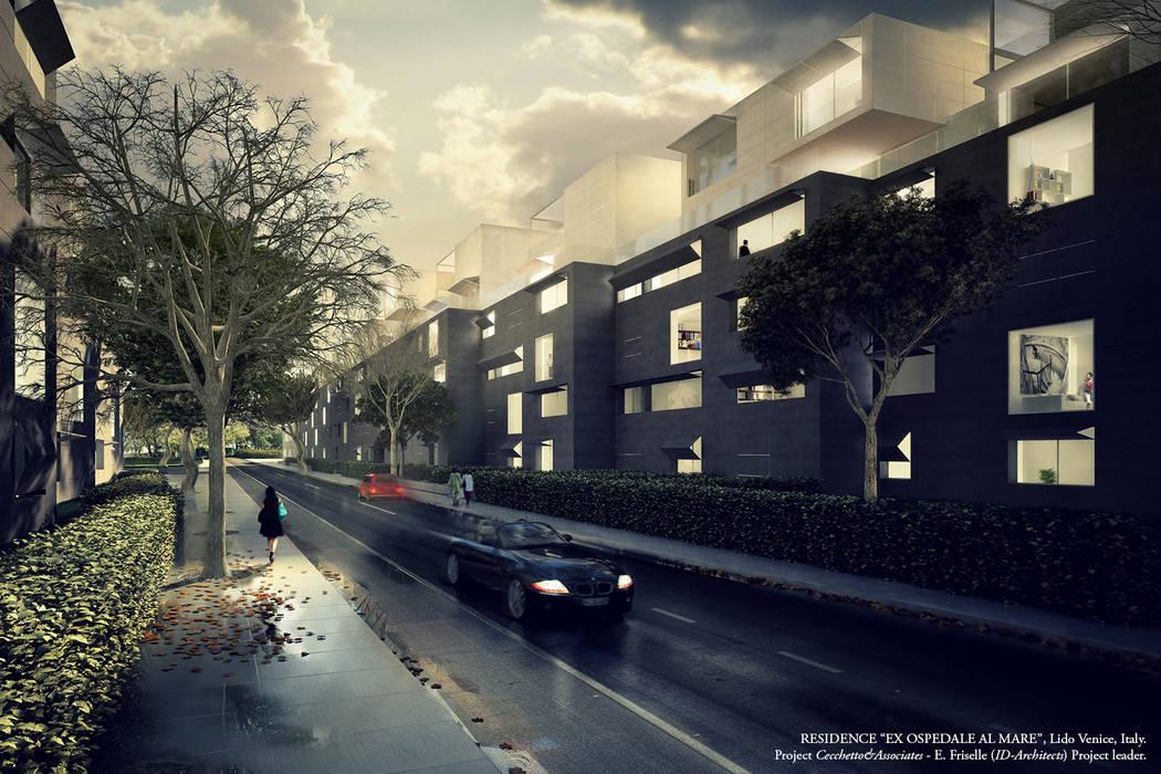 Houses by Pizzeghello - Architekten Berlin