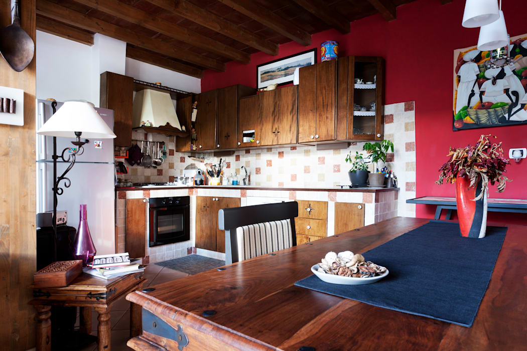 Eclectic style kitchen by INTERNO B Eclectic
