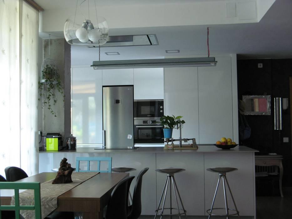 Cocinas de estilo por gpa gesti n de proyectos for Cocina industrial tipo loft