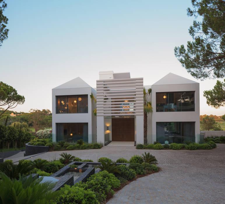 Golfe Leste - Lote n.º 15 - Quinta do Lago JSH Algarve – Arquitectura House