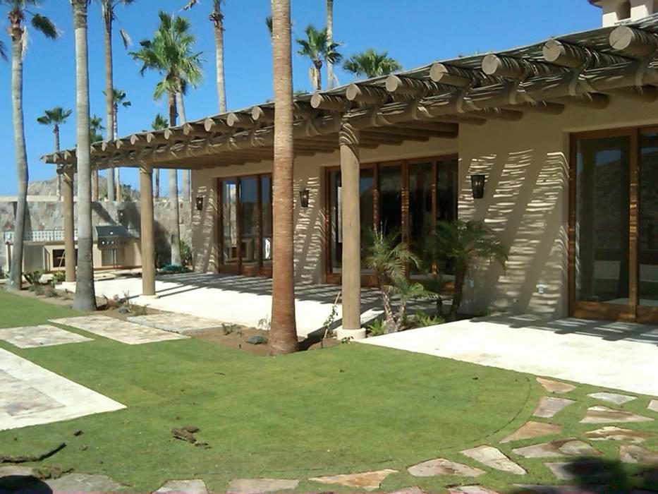 Multivi Tropical style windows & doors