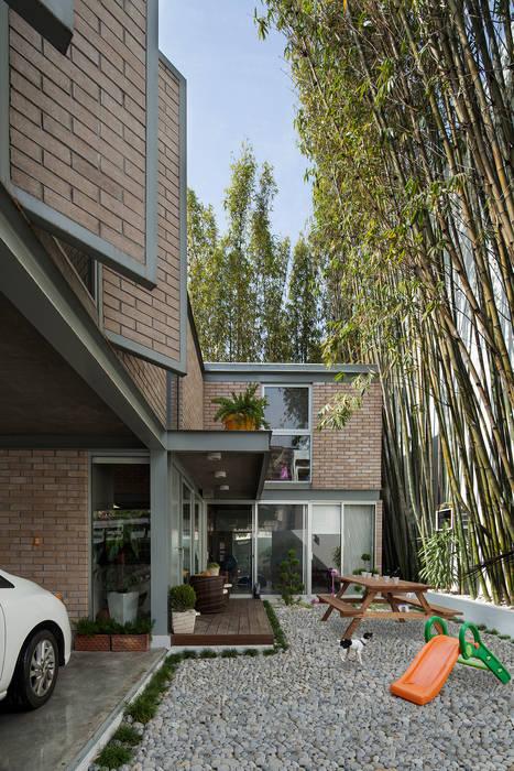 de style  par Garza Camisay arquitectos,