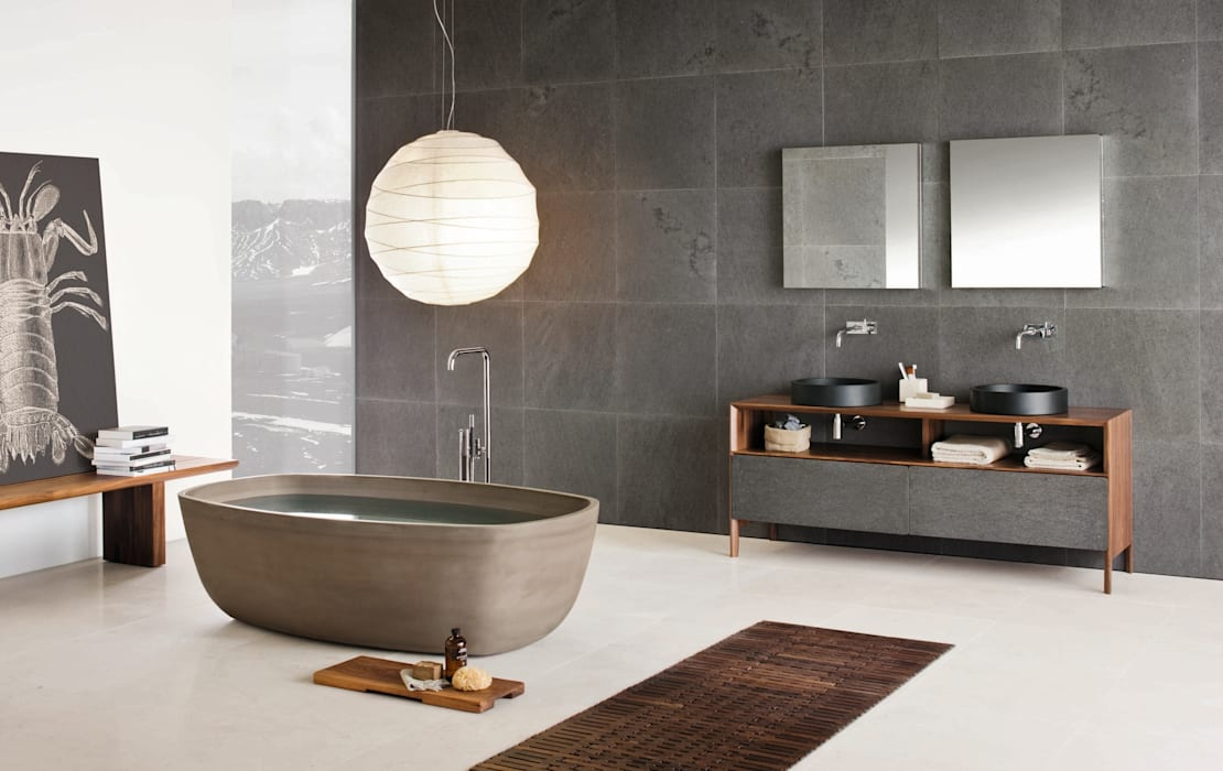 NEUTRA DESIGN:  tarz Banyo,