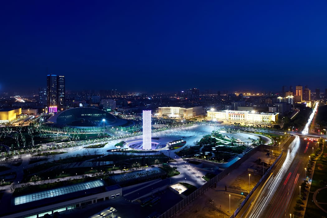 Modern event venues by EASTERN design office イースタン建築設計事務所 Modern