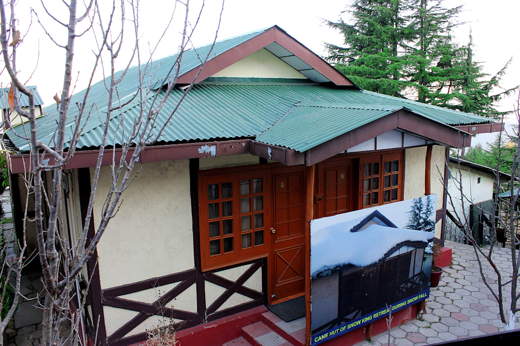Best Resort In Fagu Asian style hotels by Snow King Retreat Asian
