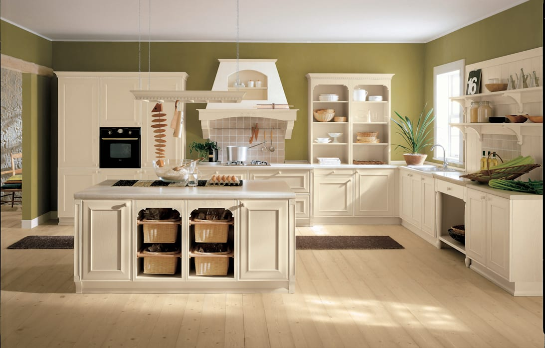 Country cucina moderna di doimo cucine moderno | homify