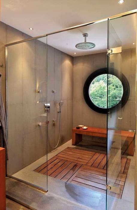 Esra Kazmirci Mimarlik:  tarz Banyo