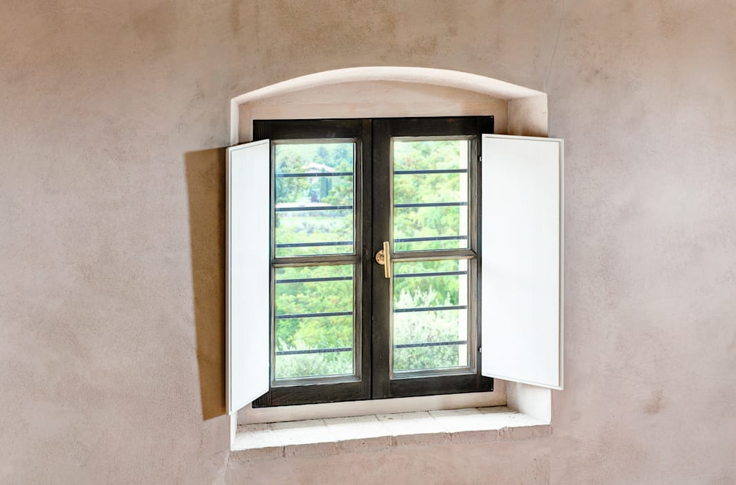 Minimalist windows & doors by Studio Athesis Minimalist