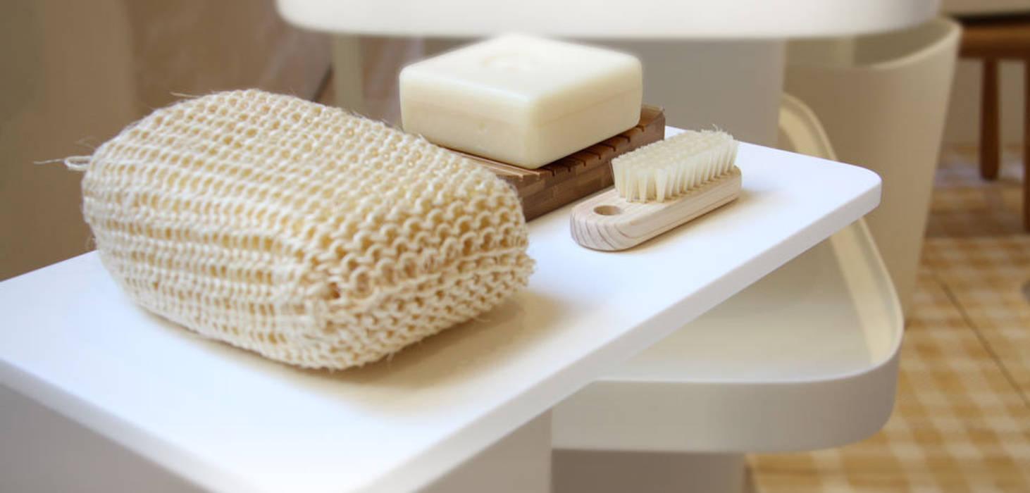 Tailor Made Bathroom - Dettagli Allestimenti fieristici moderni di Alhambretto Design Studio Moderno