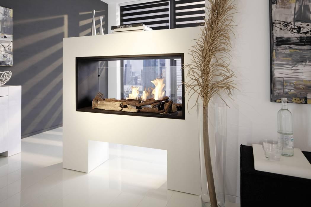 Salon de style de style Moderne par Kamin-Design GmbH & Co KG
