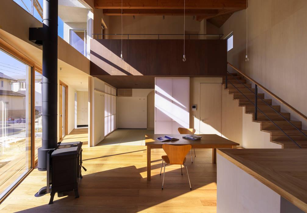 Maitamon House 根據 Studio Antena 隨意取材風