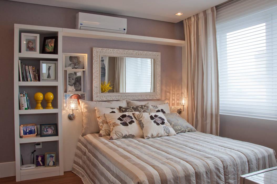 Dormitorios de estilo  por Link Interiores