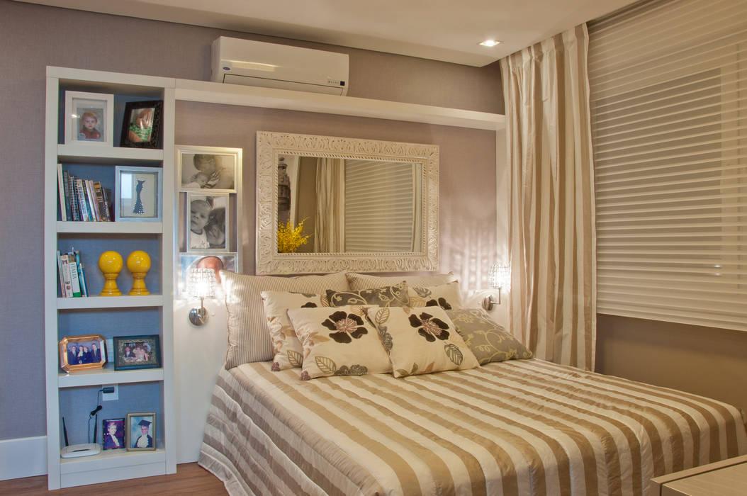 Chambre de style  par Link Interiores,