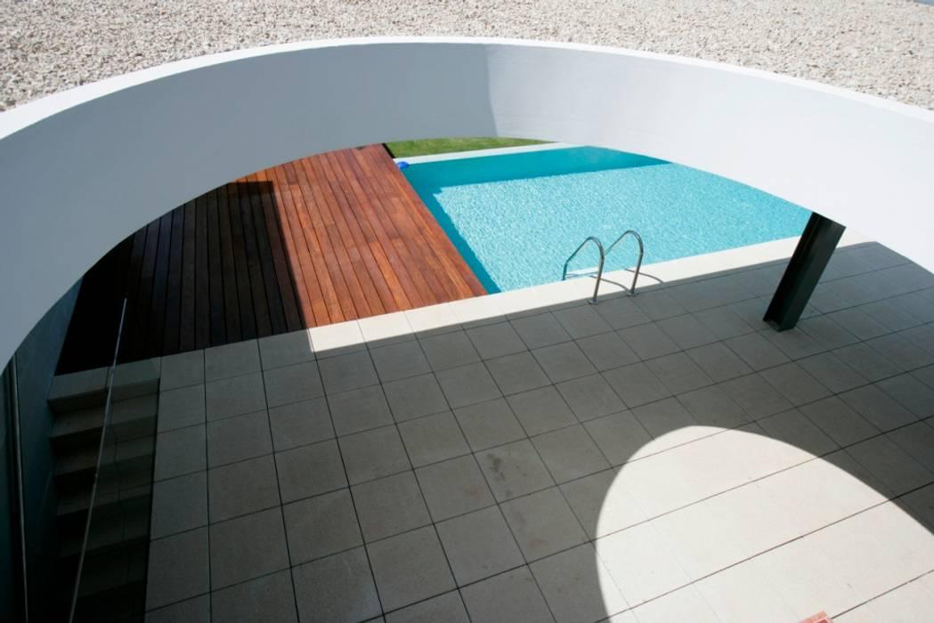 GC House Modern home by Atelier Lopes da Costa Modern