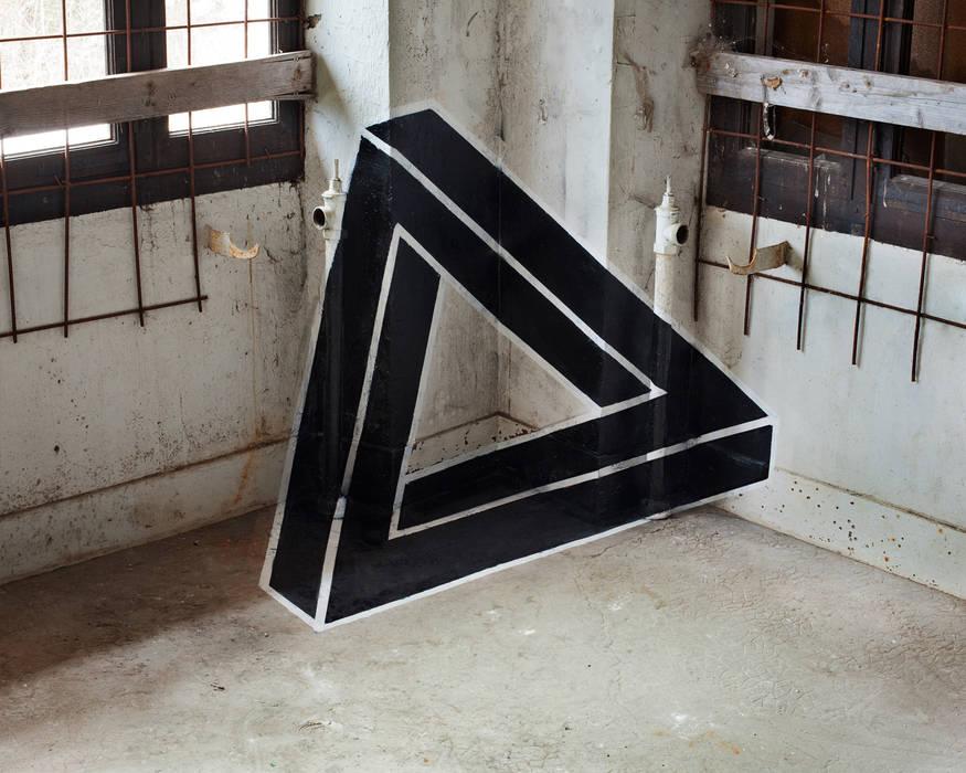 Géométrie de l'Impossible #5:  de style  par Fanette G