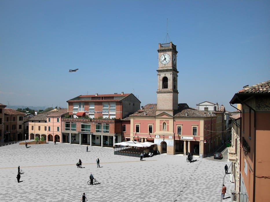 Piazza Garibaldi Rudi Ulivi Architetto