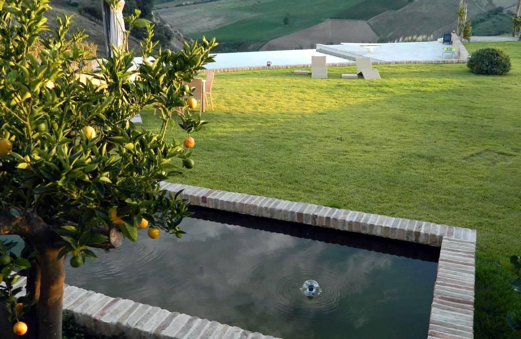 Giardini di campagna giardino in stile di lucio piunti homify