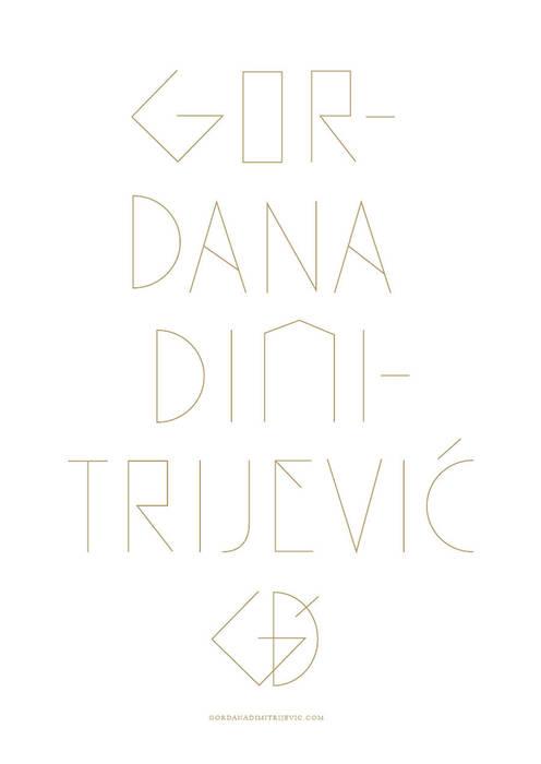 Gordana Dimitrijevic:  de style  par element-s