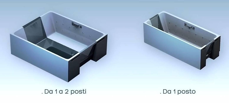M+design BathroomBathtubs & showers
