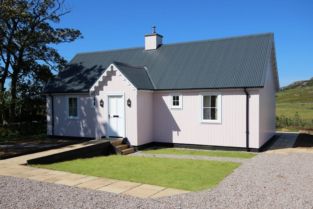 Two Bedroom Wee House:   by The Wee House Company