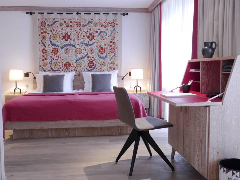 Wandbehang Strigo GmbH Moderne Hotels