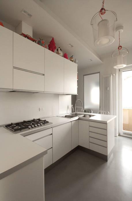 cucina: Case in stile  di Giulietta Boggio archidesign