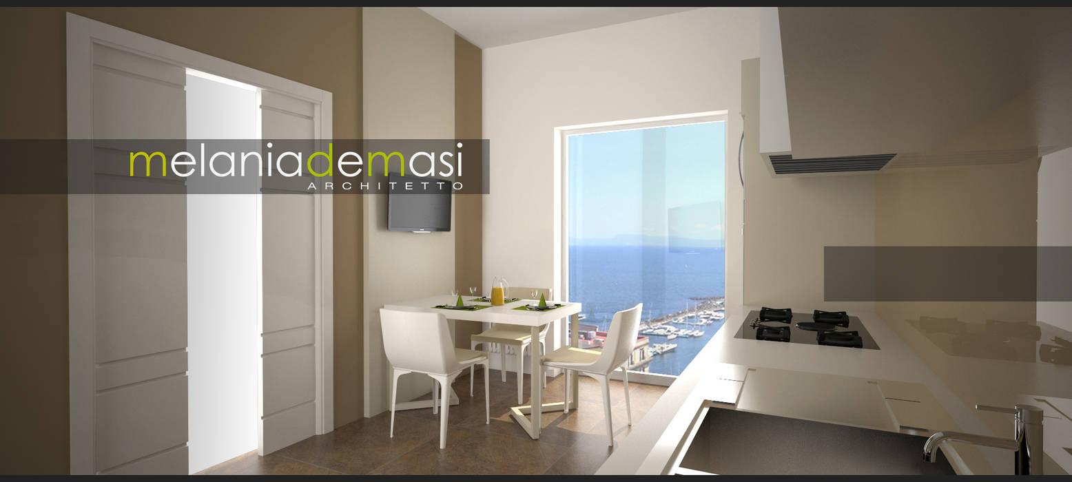 Kitchen by melania de masi architetto