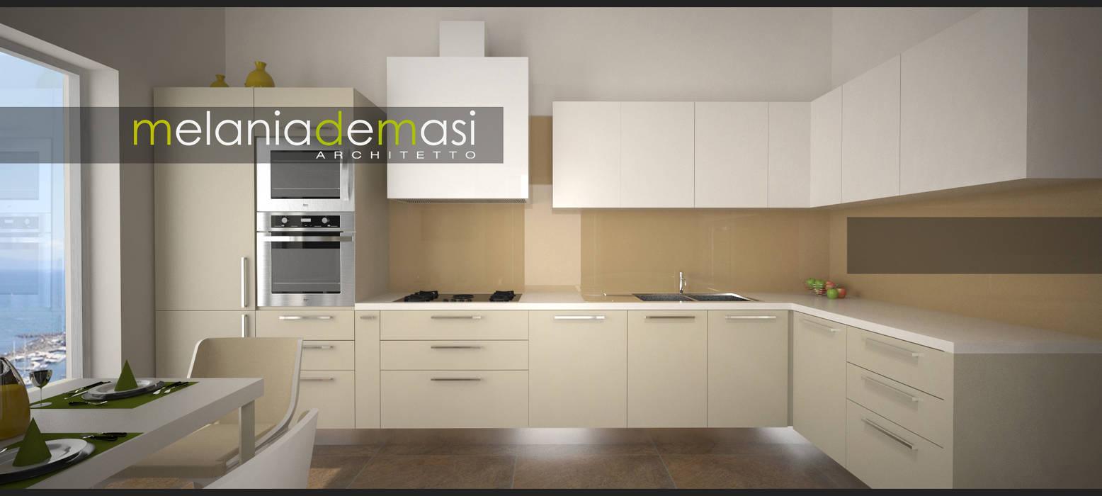 Light Kitchen Cucina di melania de masi architetto