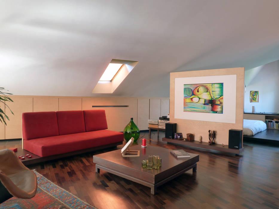 Michele Valtorta Architettura Rooms
