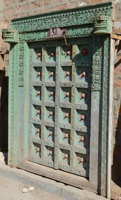Vintage Turen Und Fenster Aus Indien Von Guru Shop