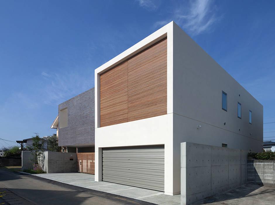 外観: Atelier Squareが手掛けた家です。