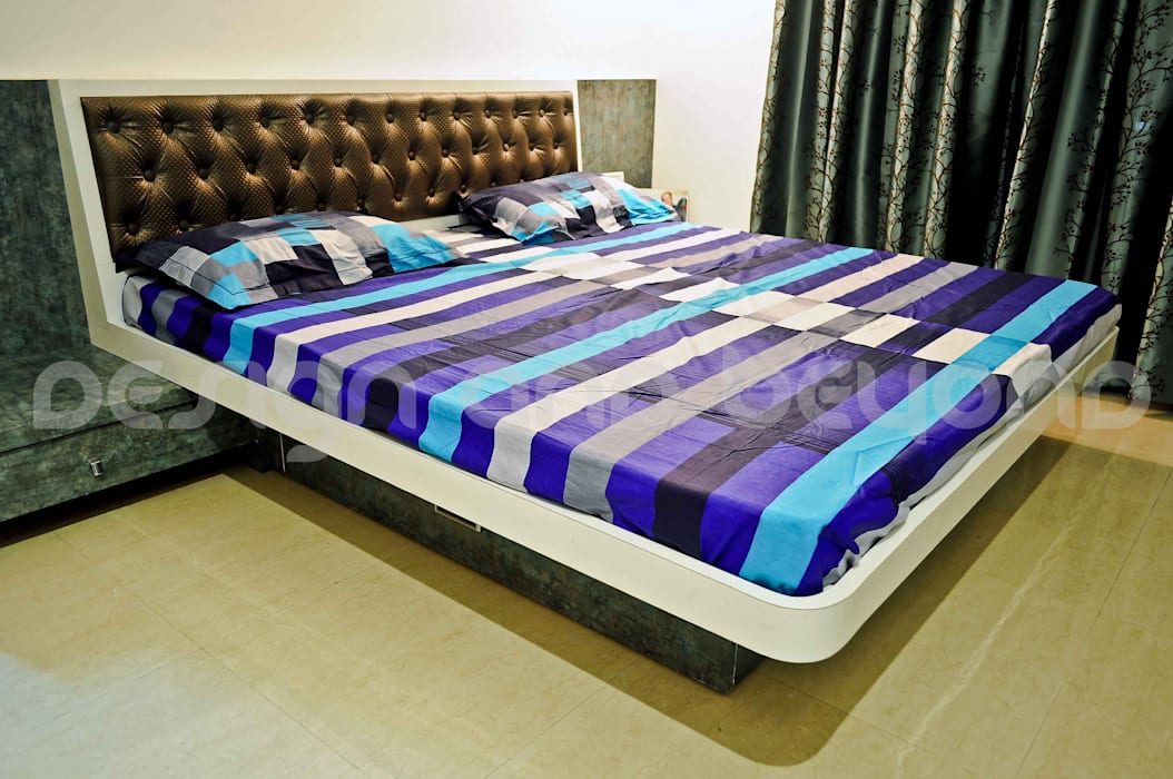 Bed:  Houses by Design and beyond